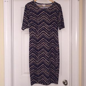 Dresses & Skirts - LulaRoe Julia Dress - Never Worn